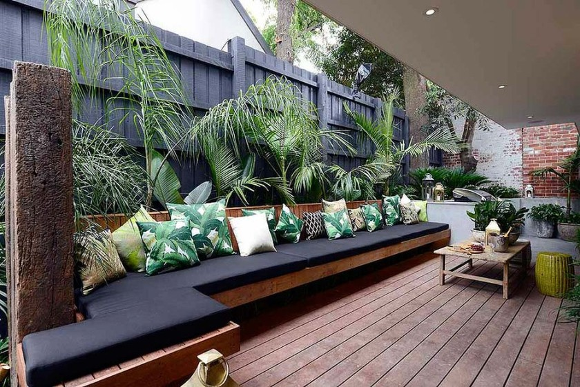 Hot on the block for Jardines modernos minimalistas